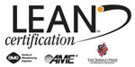Lean Certification logo